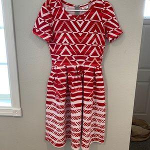 Women's LuLaRoe Amelia Dress